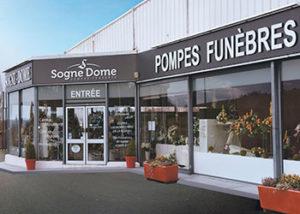 pompes funebres sogne dome Agence de Saint-Avold